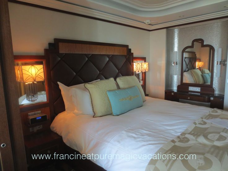Disney Cruise Line Bedrooms The Hippest