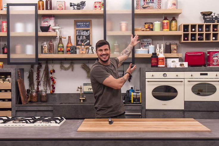 Απολαυστικές συνταγές, μαγειρικά μυστικά και πρωτότυπες ιδέες για επιτυχημένα πιάτα από τον σεφ Άκη Πετρετζίκη