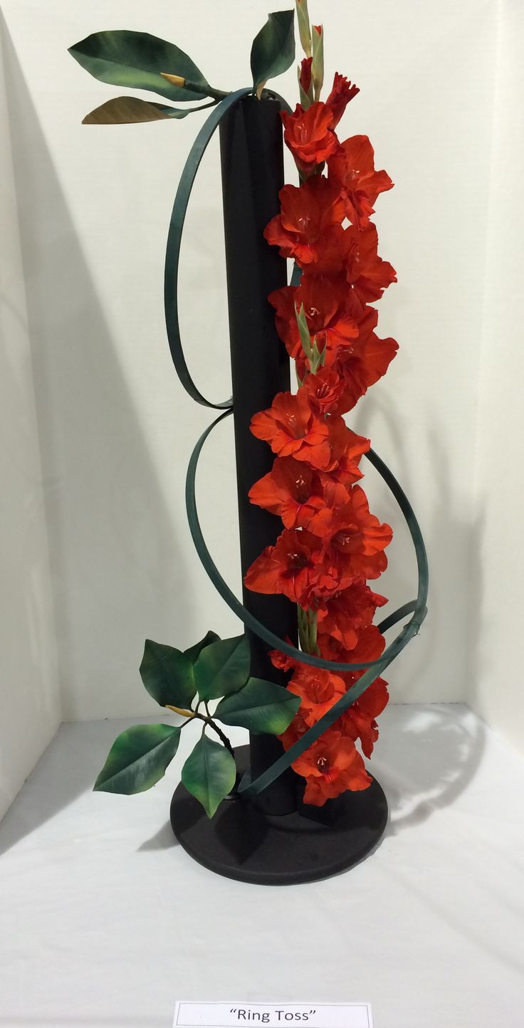 Ozarks Empire Fair Flower Show II. Ring Toss. Ruth