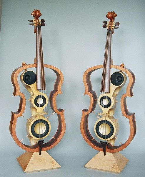 Double bass Speaker