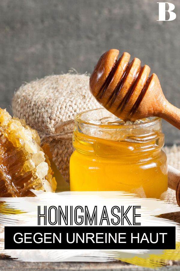 Honig Gegen Pickel Erfahrung