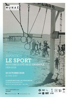 Le sport : histoire(s) d'être(s) ensemble (1936-2016) - Association des Professeurs d'Histoire et de Géographie