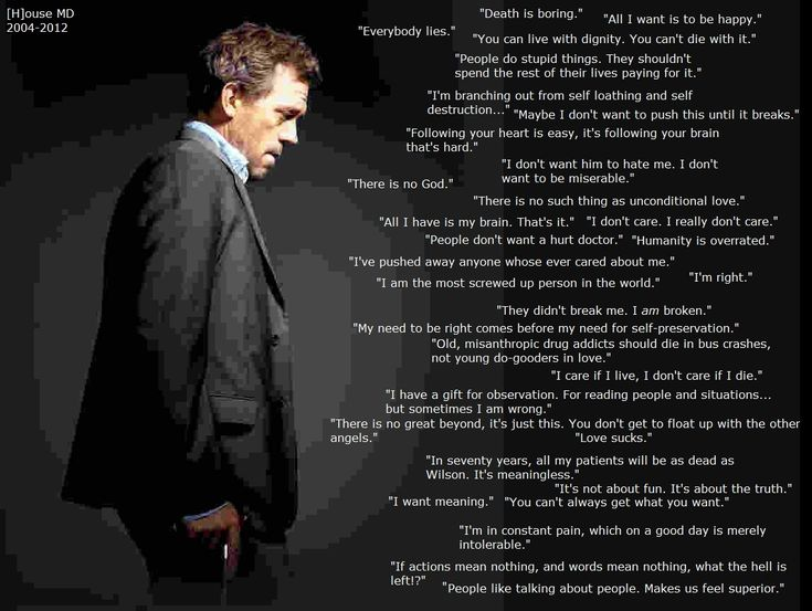 The Sum of Gregory House - house-md photo