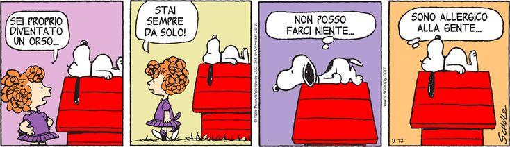 Le vostre strisce dei Peanuts preferite - Il Post