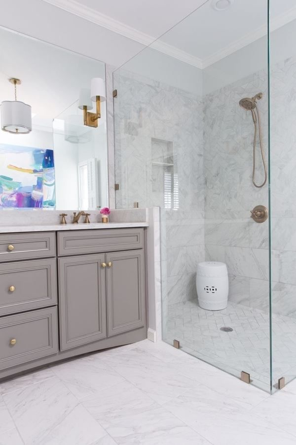 An Outdated Bathroom Makeover Success Story Part 97