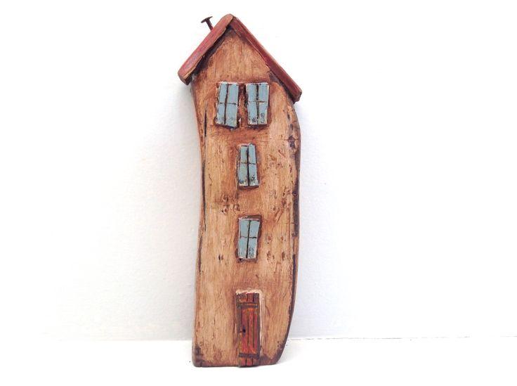little big wood house @ Greytimberwolfcrafts  etsy.com