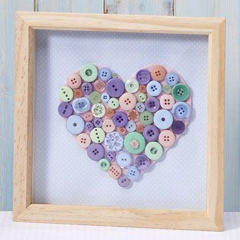 Craft Supplies Box Frames