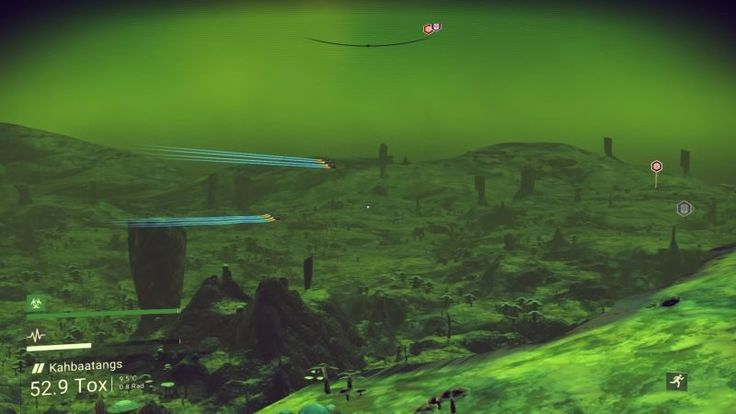 No Mans Sky player maxes gear on first planet   Kahbaatangs is the name of the planet that 27-year-old No Mans Sky player Jorgen Fernandez originally started on and has put more than 30 hours into exploring.  The worst thing about my planet was the lifelessness and lack of diversity a desert planet inherently has Fernandez said.Luckily it wasnt an extreme environment planet[and] the sentinels on the planet are low security so I didnt have to deal with them much.  Kahbaatangs is a mostly…