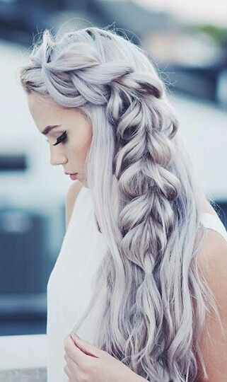 This hair color it goals. Chould you pull it of?
