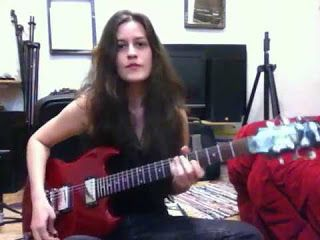 Gabi Suyama: performs the classic solo from Ozzy Osbourne's Crazy Train   Gabi Suyama performs the classic solo from Ozzy Osbourne's Crazy Train Solo Crazy Train (Ozzy Osbourne cover) - Gabi Suyama Gabi Suyama