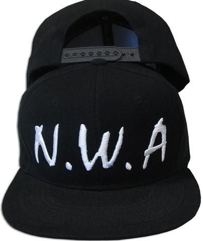 00736f04f7a 2016 Newest N.W.A Snapback Caps Letter Men Women Baseball Cap NWA Cap Hat  Compton Niggaz Hip Hop Hats Newest Fashion S