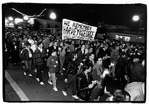 harvey milk candlelight march | Events - Harvey Milk/George Moscone Memorial