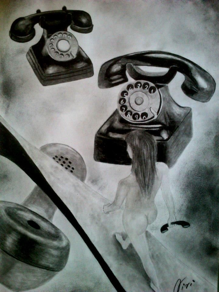 missed call by vladena13.deviantart.com on @DeviantArt