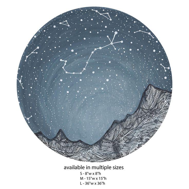 Best 25 big dipper ideas on pinterest constellations for Blue ridge mountain tattoo