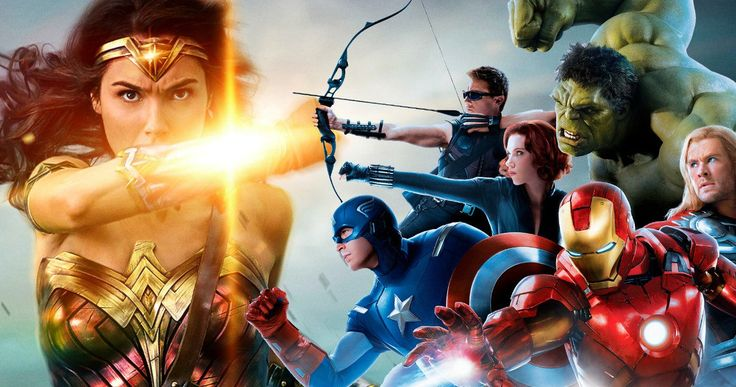 Marvel Movie Stars Champion Success of DC's Wonder Woman -- A number of actors in the MCU congratulated DC, Warner Bros. and Gal Gadot on the huge success of Wonder Woman. -- http://movieweb.com/wonder-woman-marvel-congratulates-filmmakers/