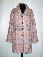"Pardesiu boucle roz ""Sigrid Olsen"" http://www.vintagewardrobe.ro/cumpara/pardesiu-boucle-roz-sigrid-olsen-5204975 #vintage  #hainevintage #vintagewardrobe"