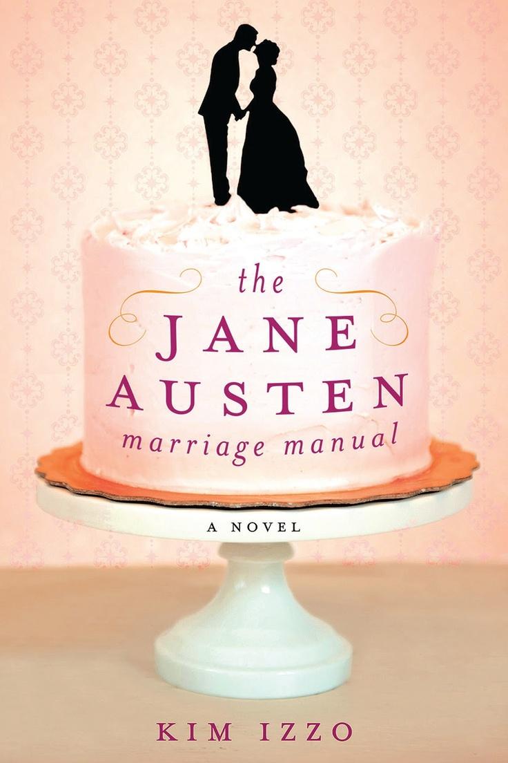 Book GIVEAWAY! via Pink Lemonade Design: Books Covers, Worth Reading, Kim Izzo, Austen Marriage, Books Worth, Marriage Manual, Jane Austen, Books Review