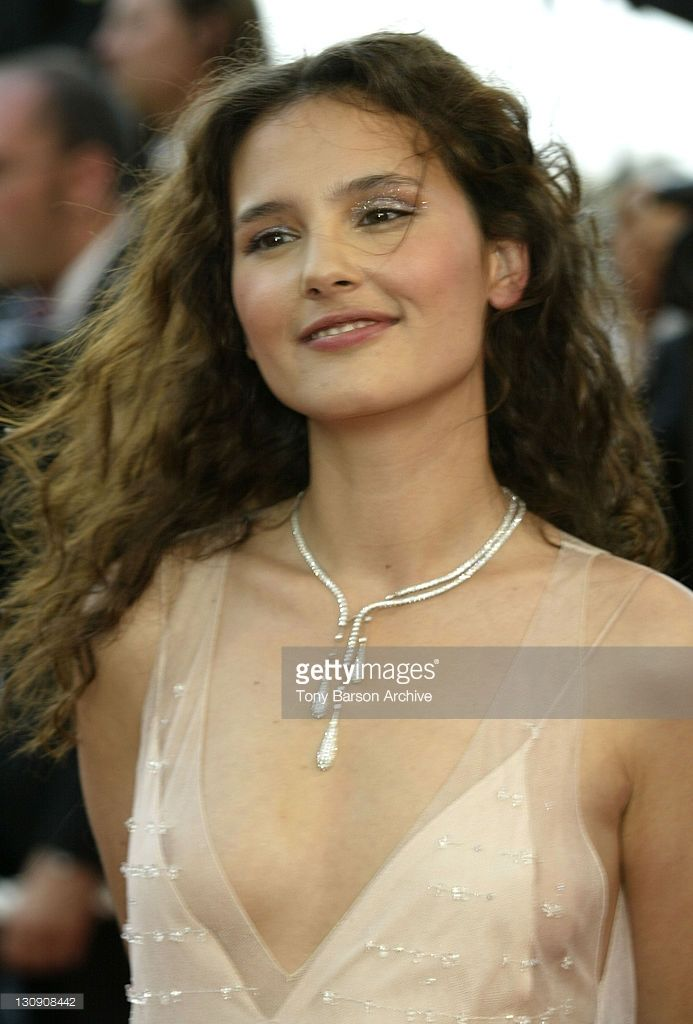 Photo d'actualité : Virginie Ledoyen during 2003 Cannes Film Festival...