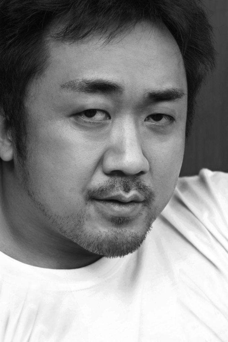Ma Dong Seok (마동석, Korean Actor)
