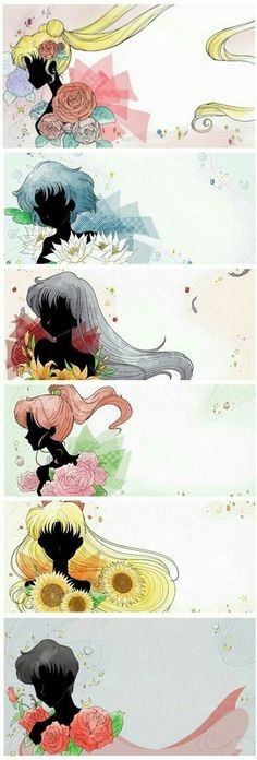Imagen de anime and sailor moon