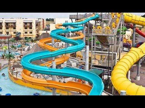Kalahari Resort Waterparks, Ohio, United States - Best Travel Destination