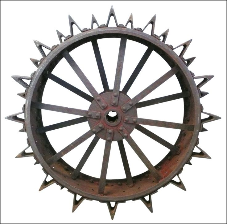 Steel Tractor Wheels for Sale