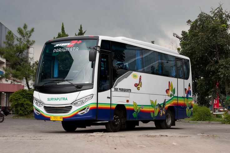 Medium Jetbus 2+ Suryaputra, Bus terbaik untuk Wisata Anda.