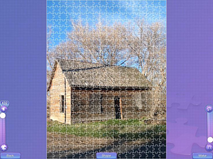 Pioneer house in Logan, Utah Pioneer house, House styles