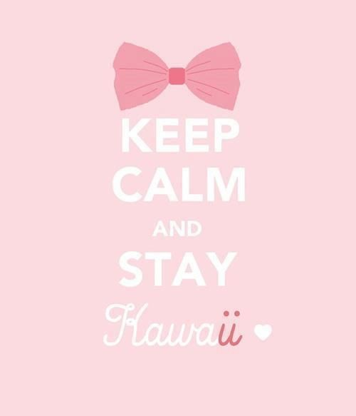 Keep Calm and STAY KAWAII https://sweetbox.storenvy.com