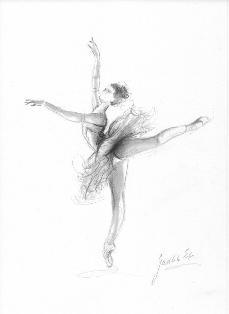 Best 25 ballerina illustration ideas on pinterest - Dessin de danseuse moderne jazz ...