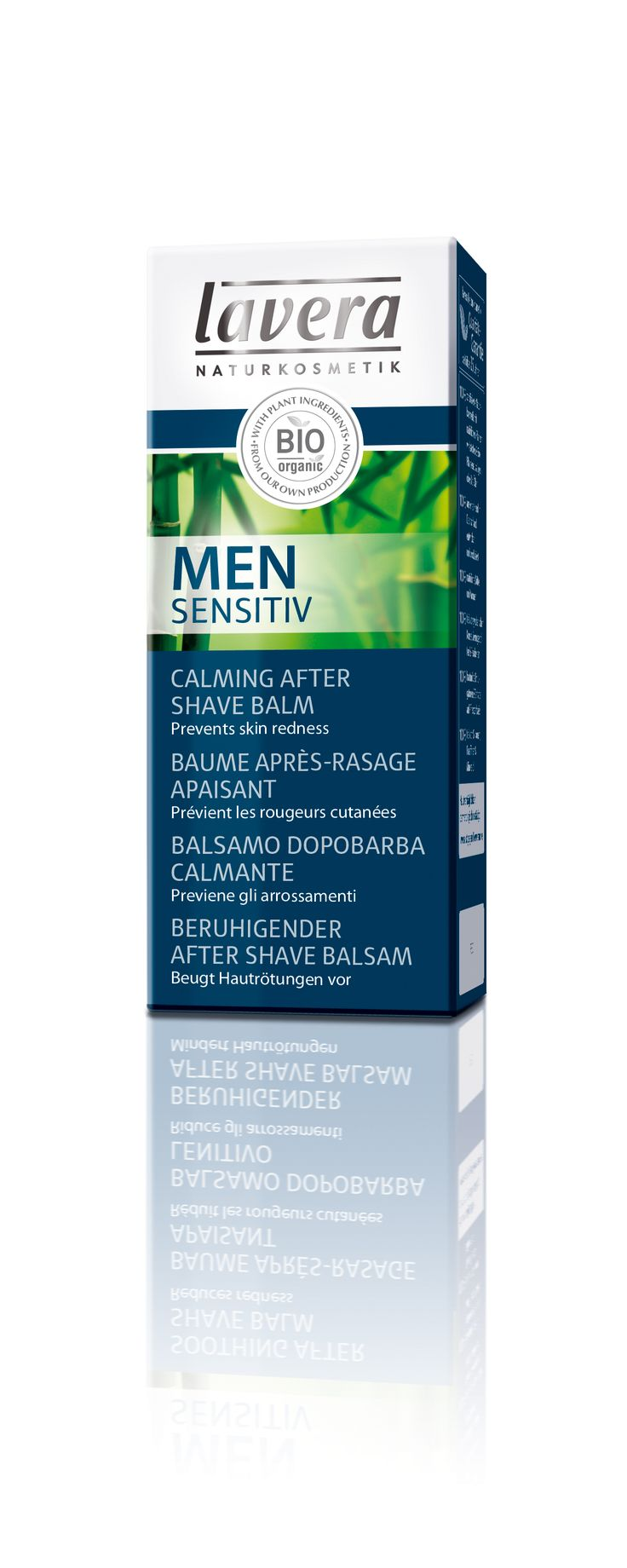 NEW Men Sensitiv Range from Lavera - Men Sensitiv After Shave Balm will keep male skin soft and smooth without irritation or redness after shaving. This After Shave Balm has a refreshing zesty fragrance which absorbs into skin creating soft, soothed and cared for skin. Contains organic and natural ingredients. View the full range at www.lavera.co.uk