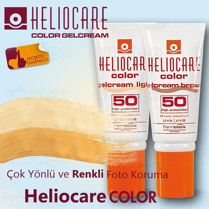 En ucuz heliocare color gelcream light spf 50 fiyatı, faydaları ve nazsıl kullanıldığı bilgisi için https://vivago.com.tr/heliocare-color-gelcream-light-spf-50 sayfamızı mutlaka ziyeret edin