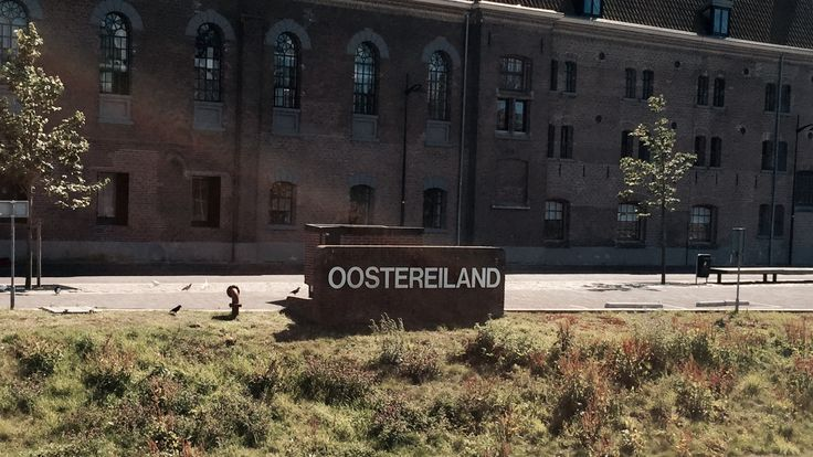 Oostereiland #Holland
