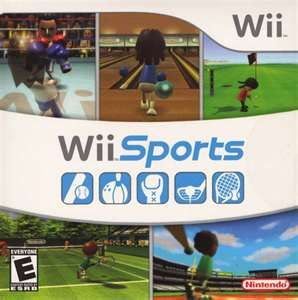 My fav Wii game is Bowling!!