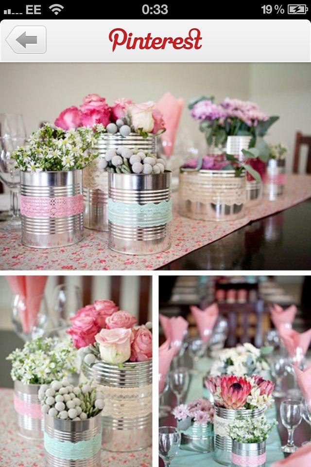 Flowers for Kitchen Tea