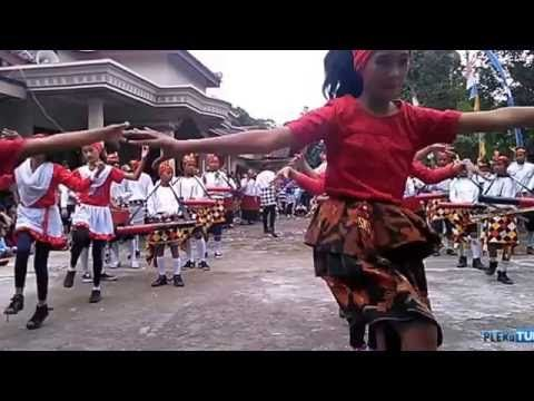 Marchingblek (marchingband traditional from salatiga city indonesian)