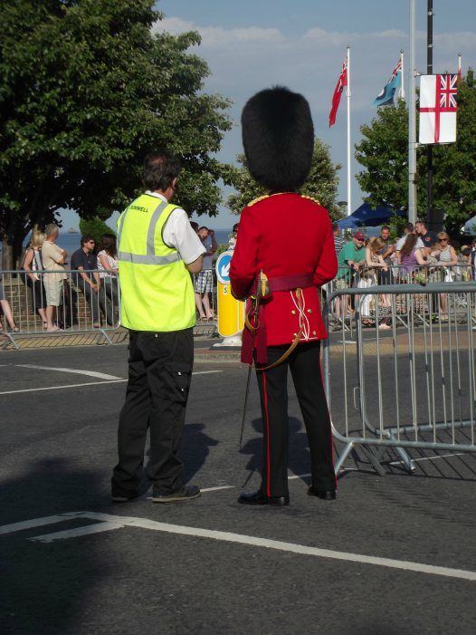 Cleethorpes Armed Forces Day 2015