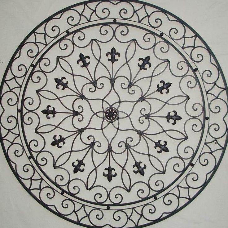 wrought iron wall decor ebay ideas designs remodel and home - Wrought Iron Wall Designs