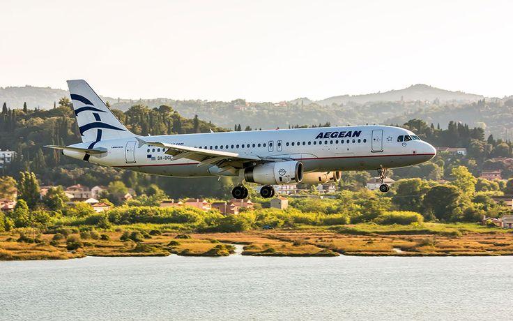 Greek Carrier Aegean Grew Passenger Traffic by 12% in Jan-Feb