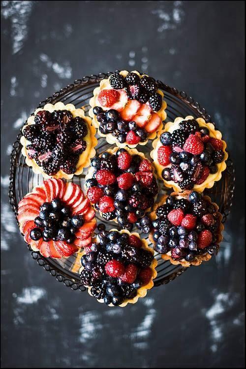Tartelettes ! | Gourmandise | Pinterest