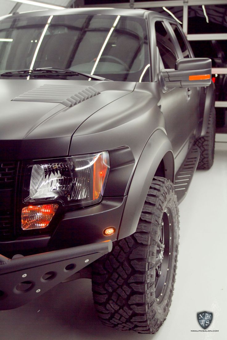 Not a ford fan but this looks fun | Ford F-150 SVT Raptor