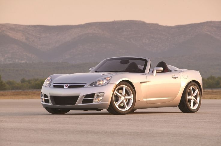 2005 Saturn Sky  #cars #coches I think this is like the one I saw...