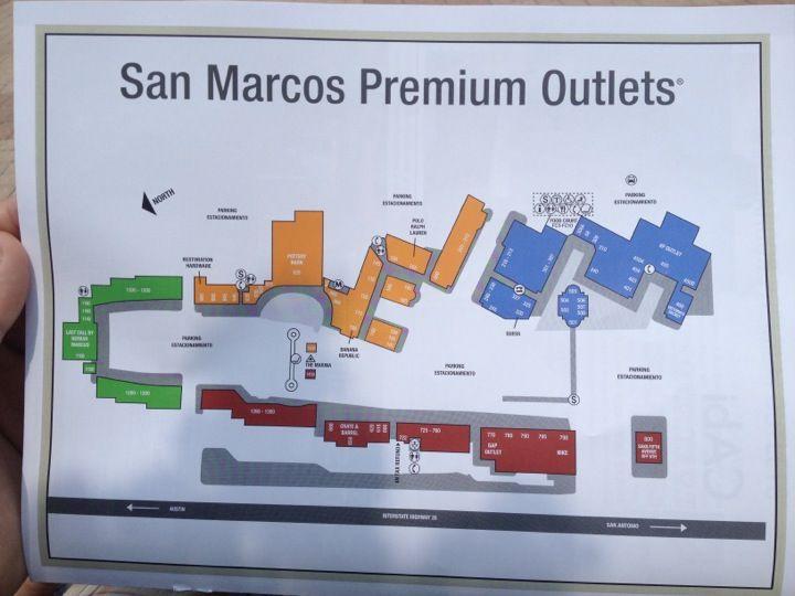 San Marcos Premium Outlets - San Marcos - Texas