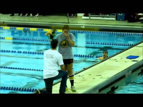swim team dating