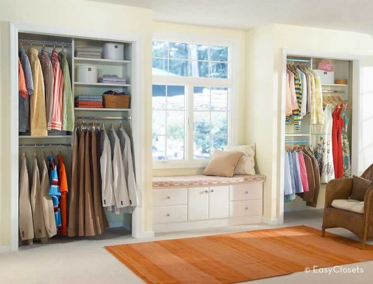 Easy Closets Mobile   Closet Detail