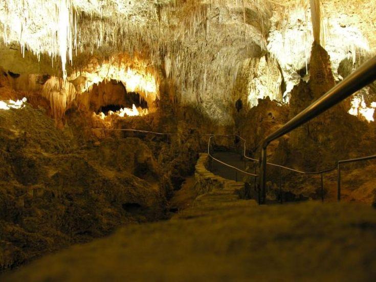 Carlsbad Caverns, Nuovo Messico