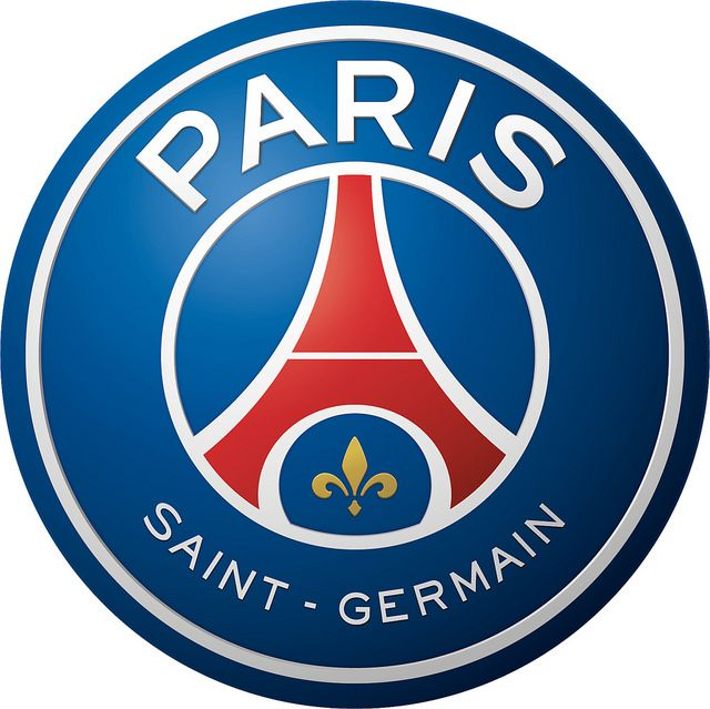 PSG (Paris Saint-Germain Football Club) | Country: France. País: Francia. | Founded/Fundado: 1970/08/12 | Badge/Crest/Logo/Escudo.