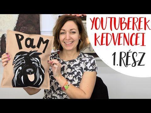 DIY Pamkutya párna   Youtuberek kedvencei 1.rész   INSPIRÁCIÓK Csorba Anitától - YouTube