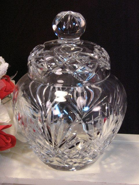 Brand new 59 best Crystal biscuit jars images on Pinterest | Biscuit  BC62