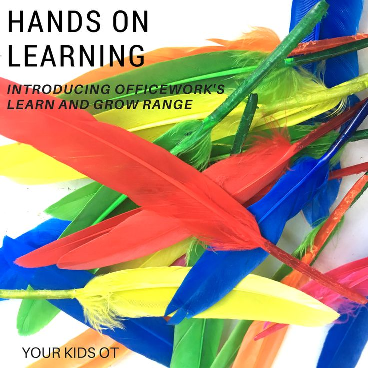 Hands On Learning: Your Kids OT